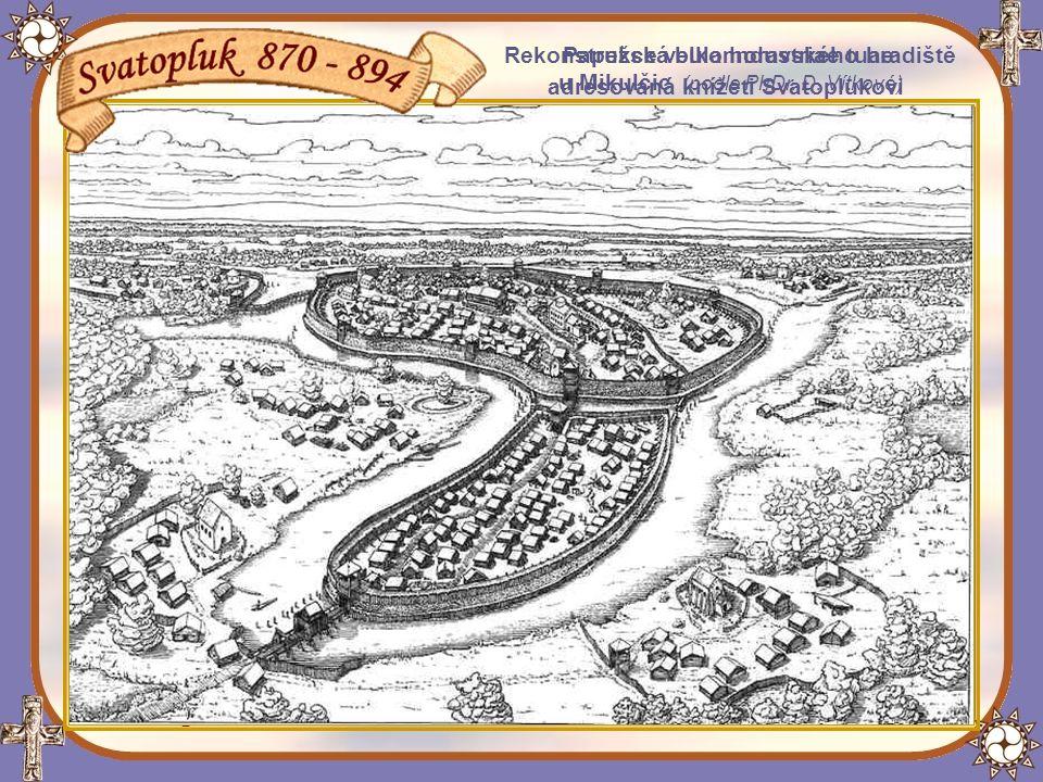 Svatopluk Moravu zcela osamostatnil.