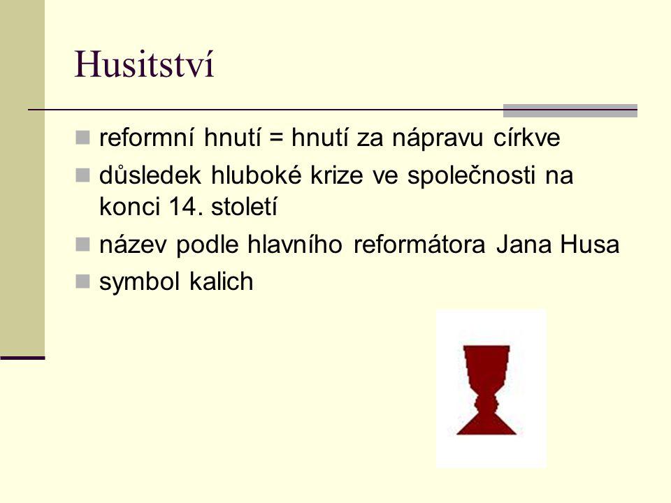 Sousoší Mistra Jana Husa na Staroměstském náměstí v Praze od Ladislava Šalouna