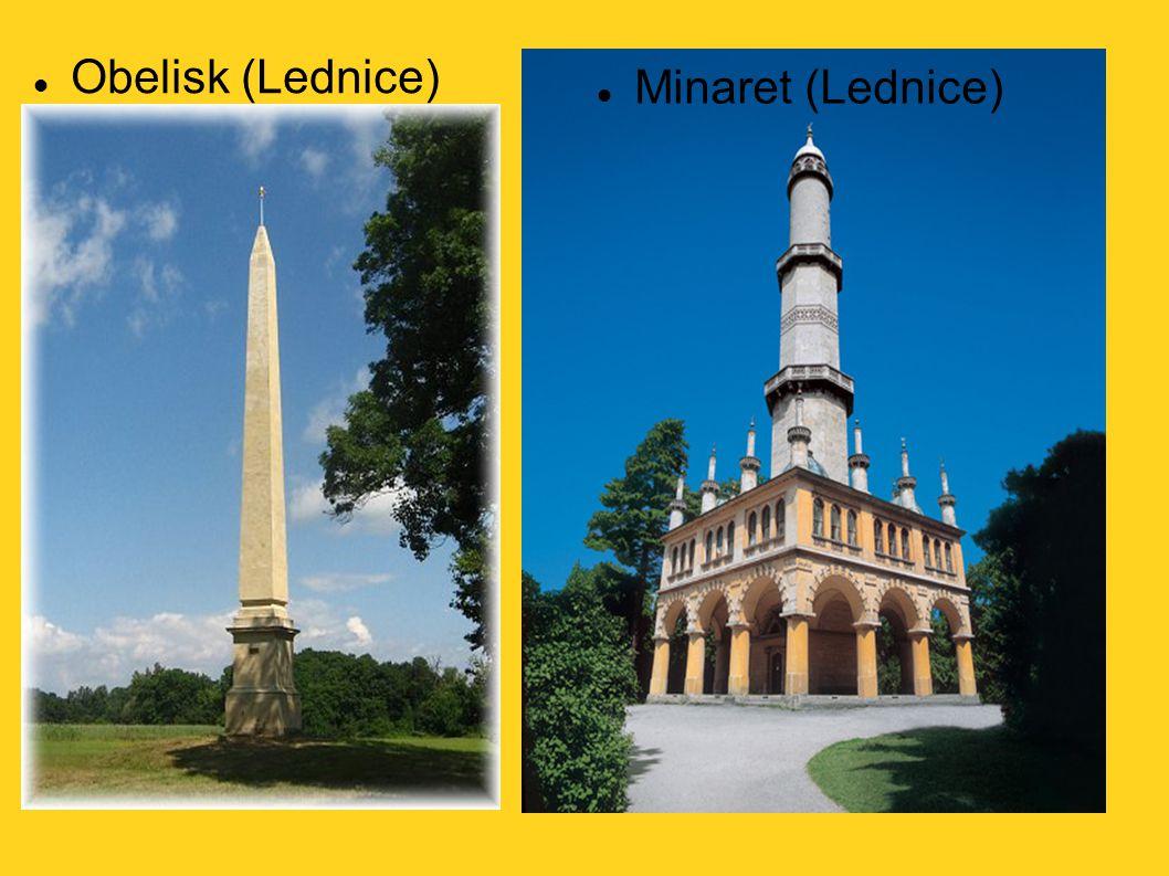 Obelisk (Lednice) Minaret (Lednice)