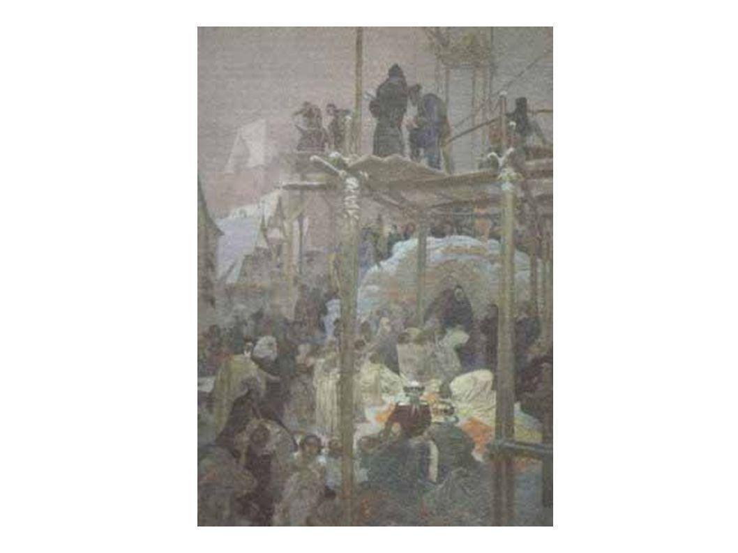 11.Schůzka na Křížkách 1419 – Kouzlo slova.