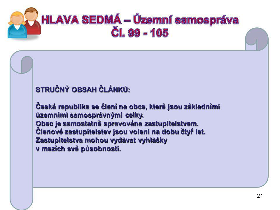 STRUČNÝ OBSAH ČLÁNKU: Česká národní banka je ústřední bankou státu.