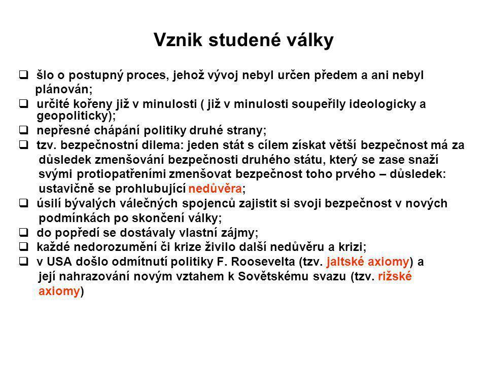 Jaltské axiomy Stanovisko F.