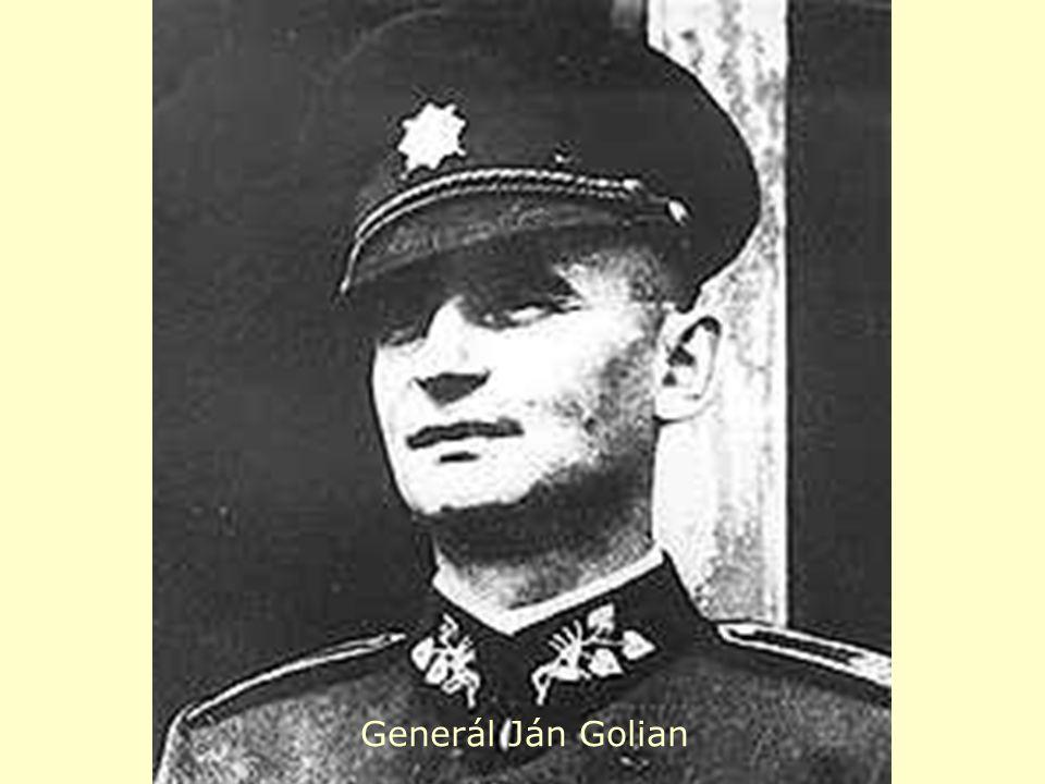 Generál Ján Golian