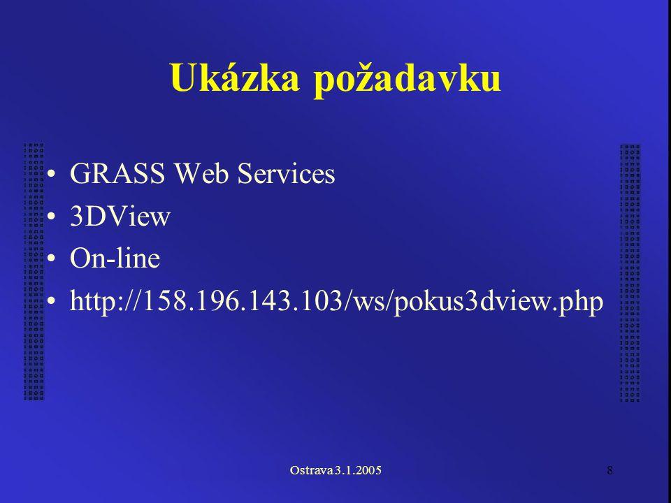 Ostrava 3.1.20059 Struktura odpovědi