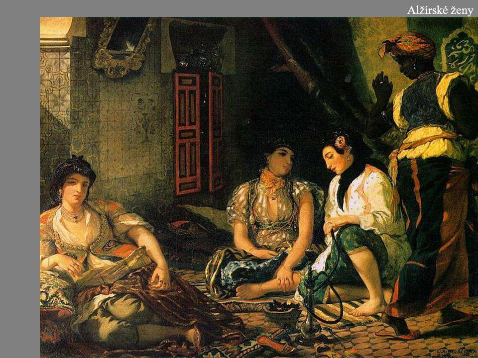 Alžírské ženy