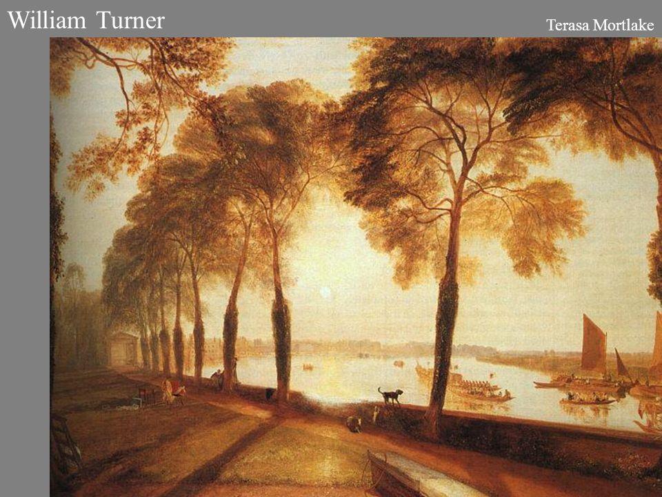 William Turner Terasa Mortlake
