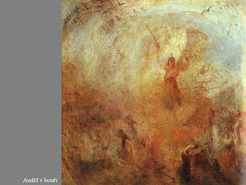 Anděl v bouři
