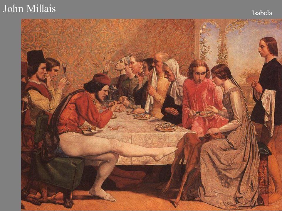 John Millais Isabela