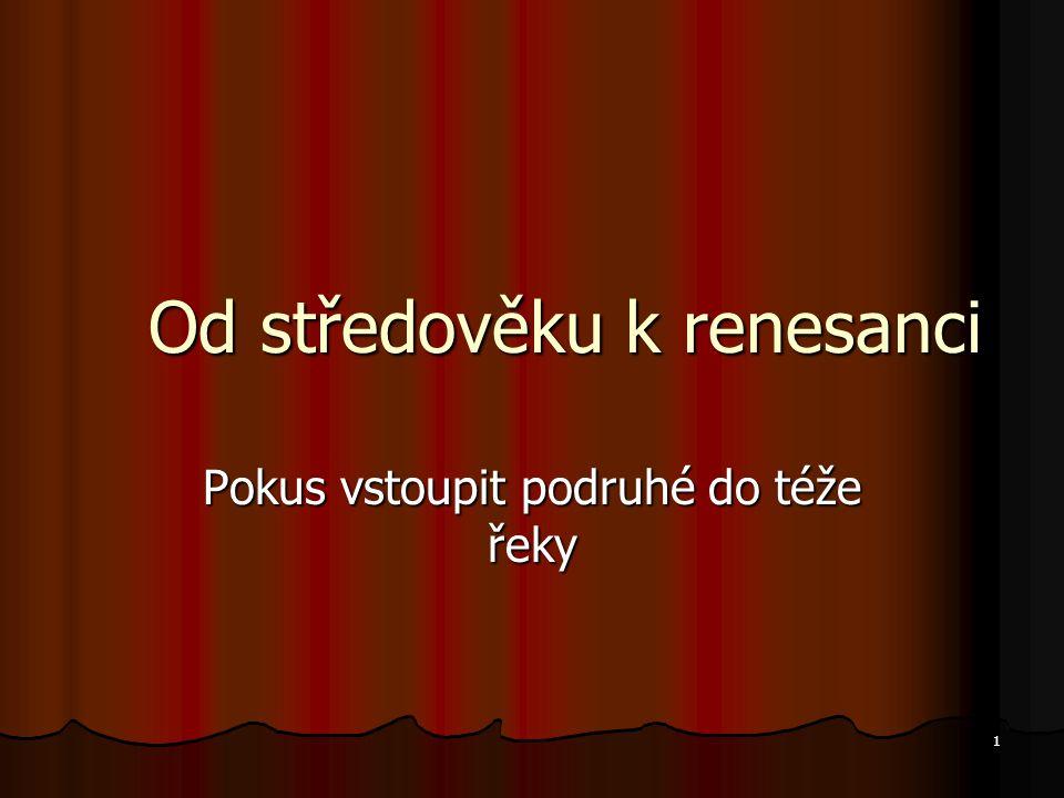 12 Tomáš Akvinský Nejvýznamnější představitel scholastické filosofie Nejvýznamnější představitel scholastické filosofie Žádá pro teologii status vědy.