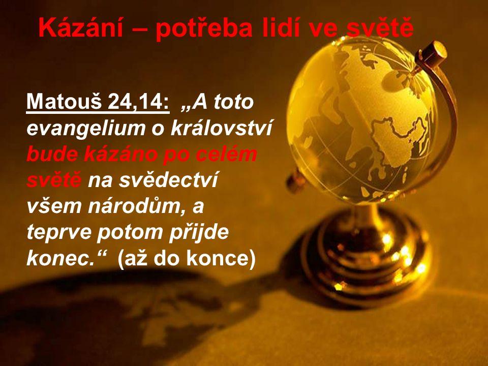 Sk 11,21-26: Církev věrně kázala Boží slovo a moc Boží provázela její činnost Sk 13,48-49: Slovo Páně se šířilo po celé krajině a mocně zasahovalo poh