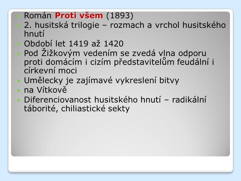 Proti všem Román Proti všem (1893) 2.