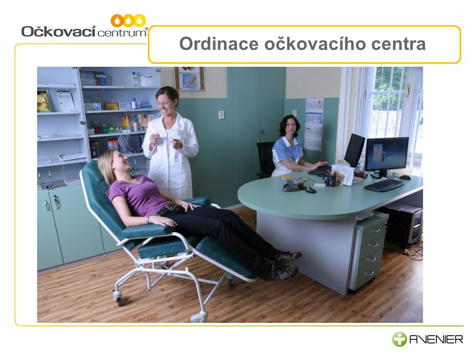 2.Komunikace a procesy 3.Lidé, rozvoj a motivace Ordinace očkovacího centra
