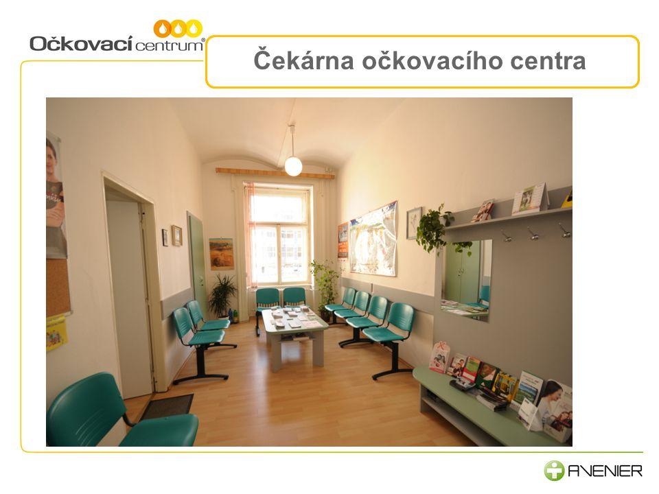 2.Komunikace a procesy 3.Lidé, rozvoj a motivace Čekárna očkovacího centra