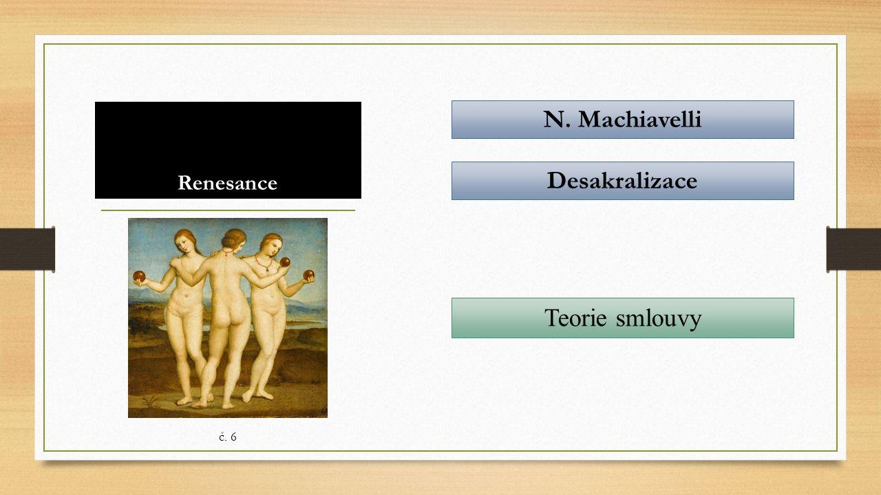 Teorie společenské smlouvy Dobrovolně uzavřená fiktivní dohoda mezi jednotlivci, v jejímž důsledku začíná existovat organizovaná společnost Proč tak jednotlivci činí.