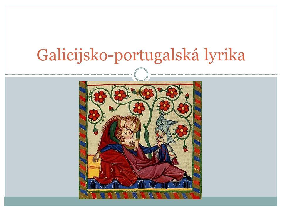 Galicijsko-portugalská lyrika