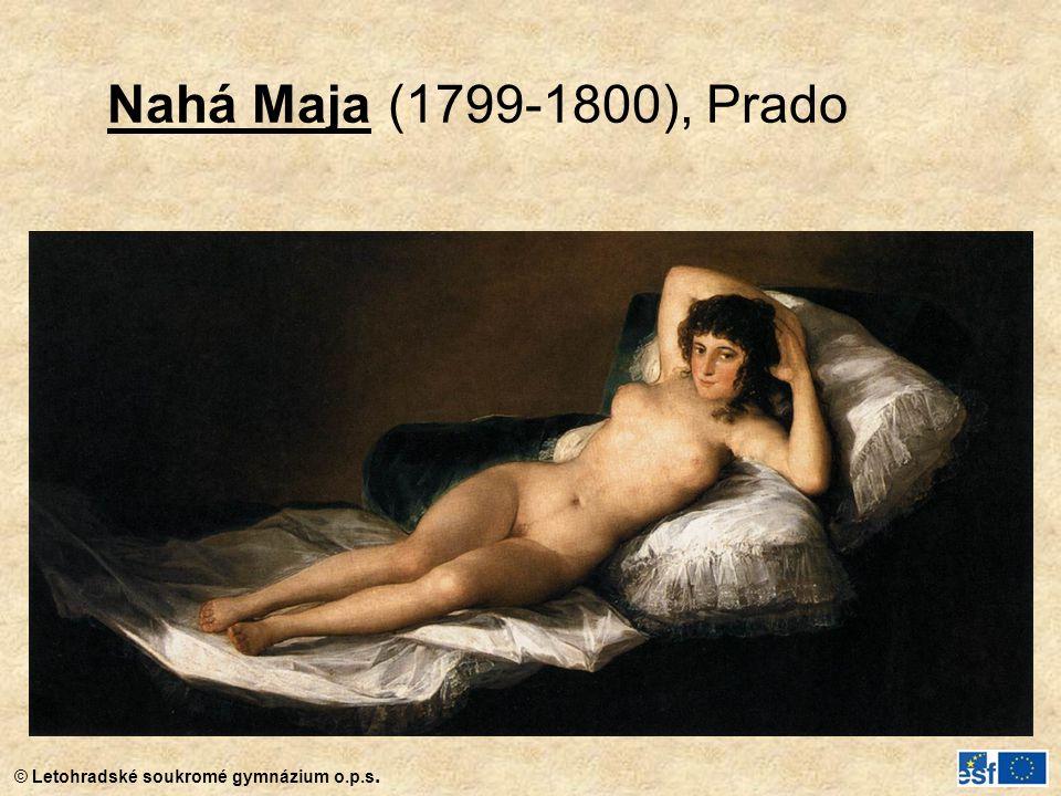 © Letohradské soukromé gymnázium o.p.s. Přístaviště v Calais (1803), Tate Gallery