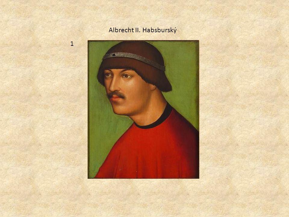 Albrecht II. Habsburský 1