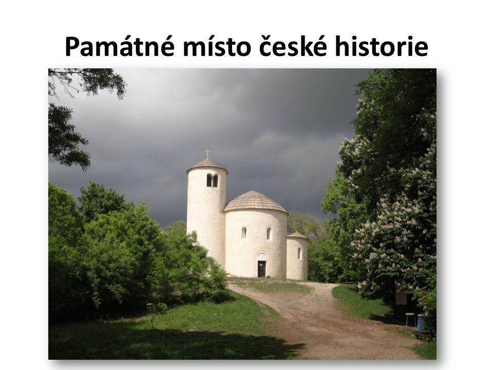 Památné místo české historie