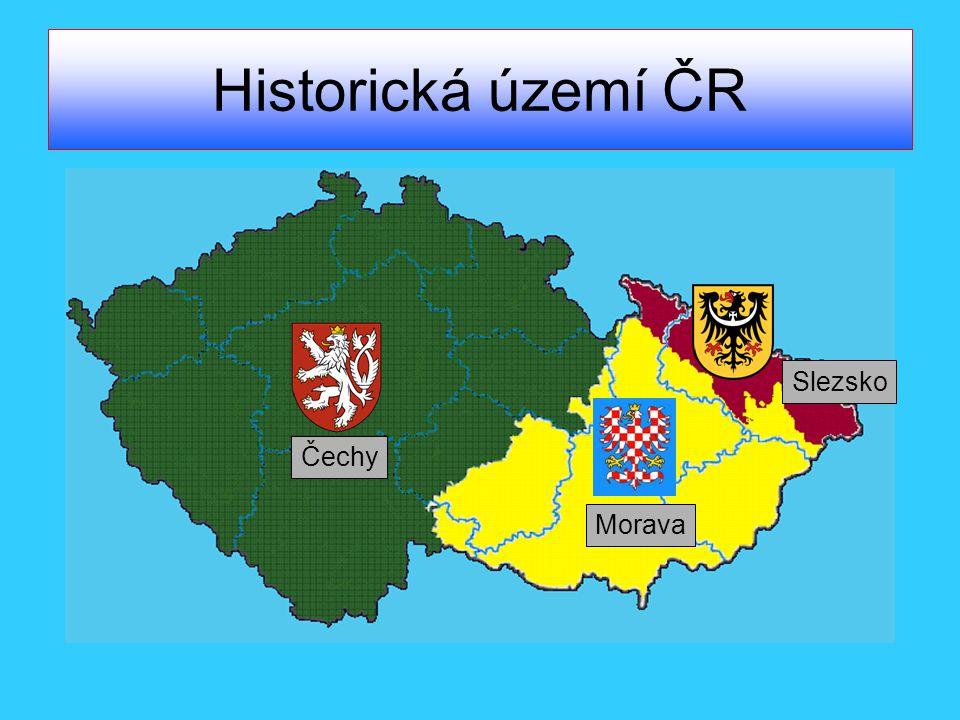 Rozdělení ČR na kraje Karlovarský kraj Plzeňský kraj Jihočeský kraj Středočeský kraj Královehradecký k.