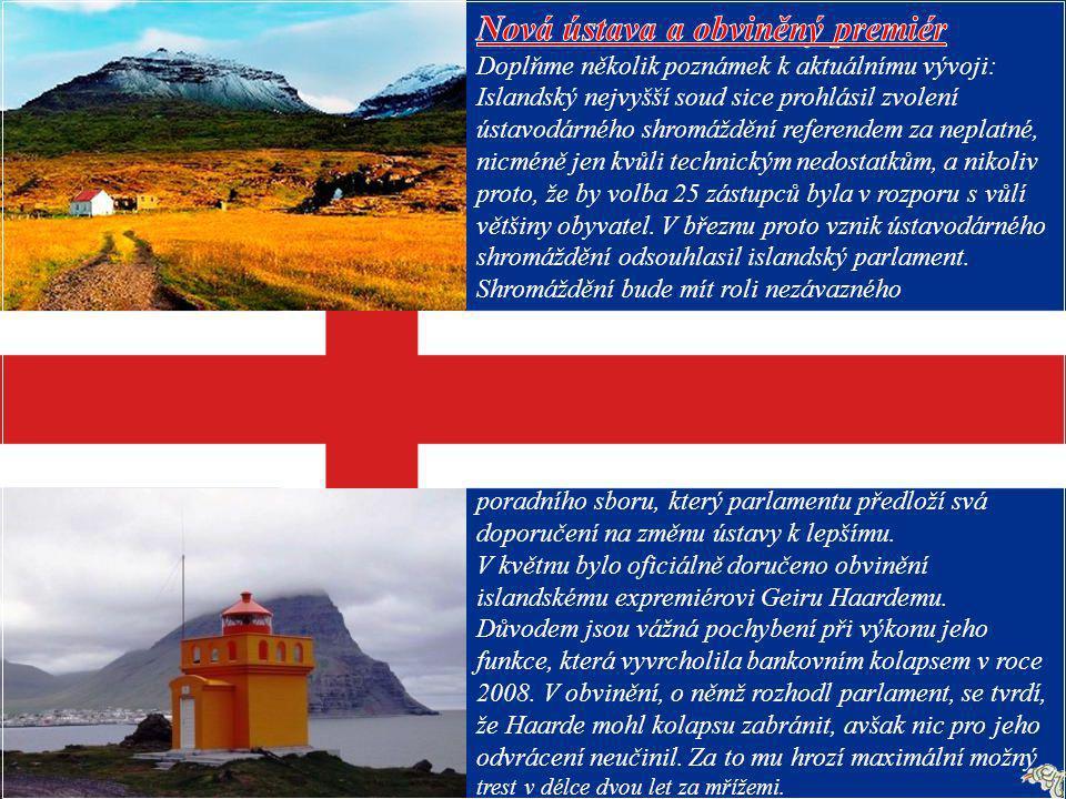 Islanďané se vzepřeli systému a zbytku světa udělili lekci z demokracie.