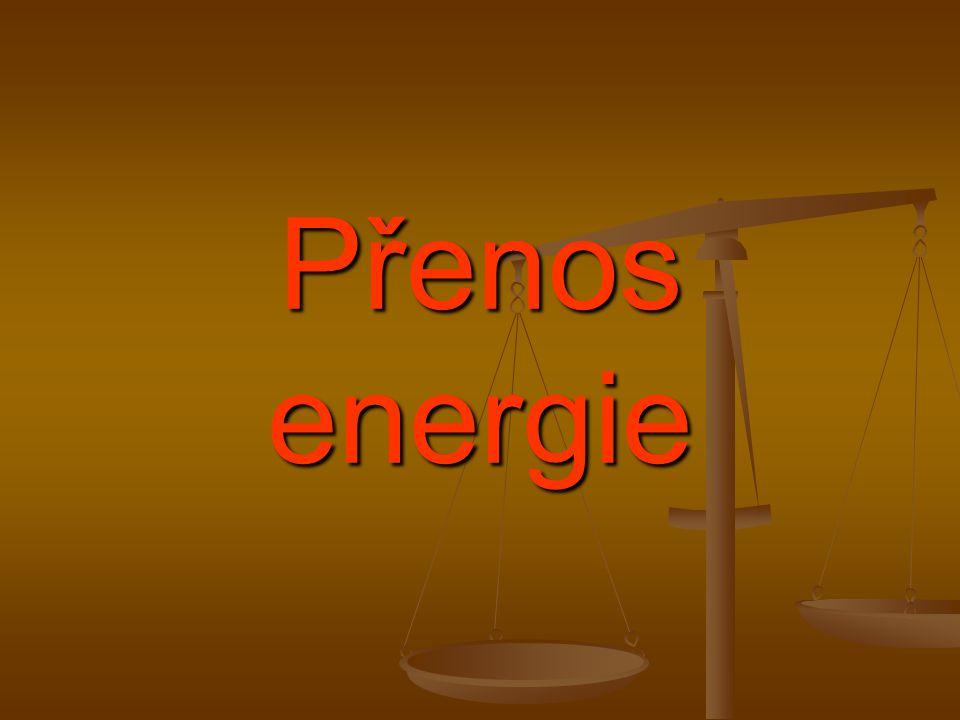 Přenos energie