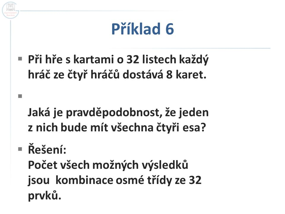 Příklad 6