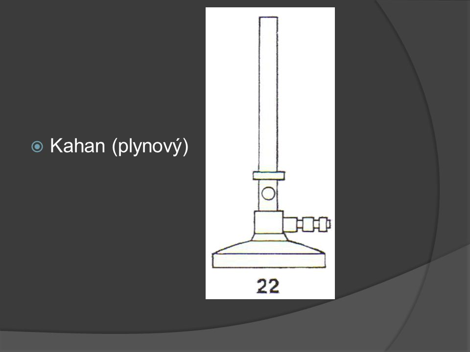  Kahan (plynový)