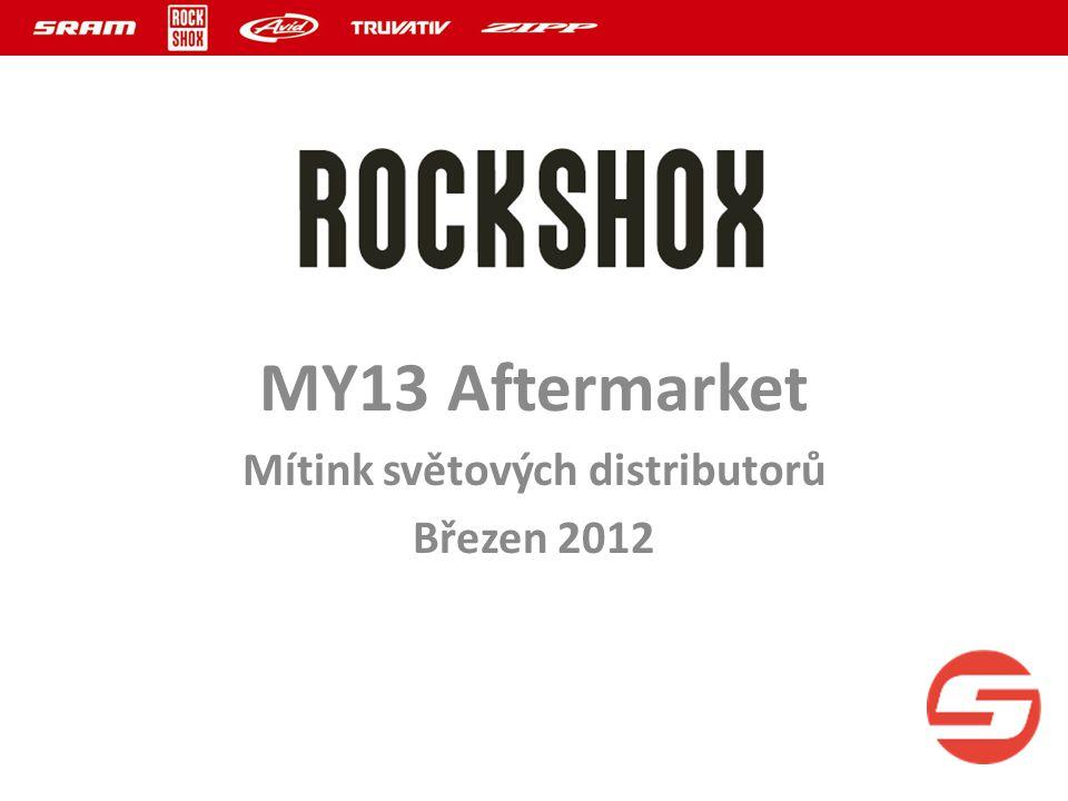 MY13 Aftermarket Mítink světových distributorů Březen 2012