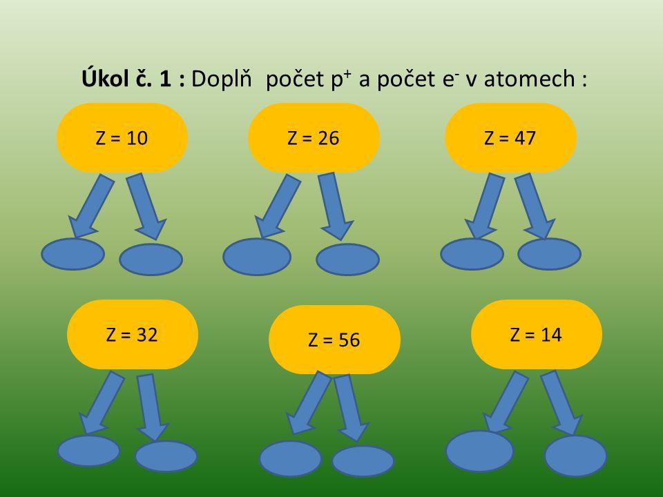 14 e 14 p 56 e56 p 32 e 32 p 47 e47 p 26 e 26 p 10 e 10 p Úkol č.