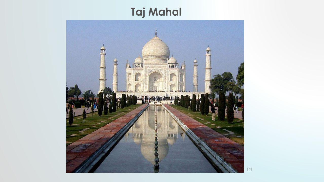 Taj Mahal [4][4]