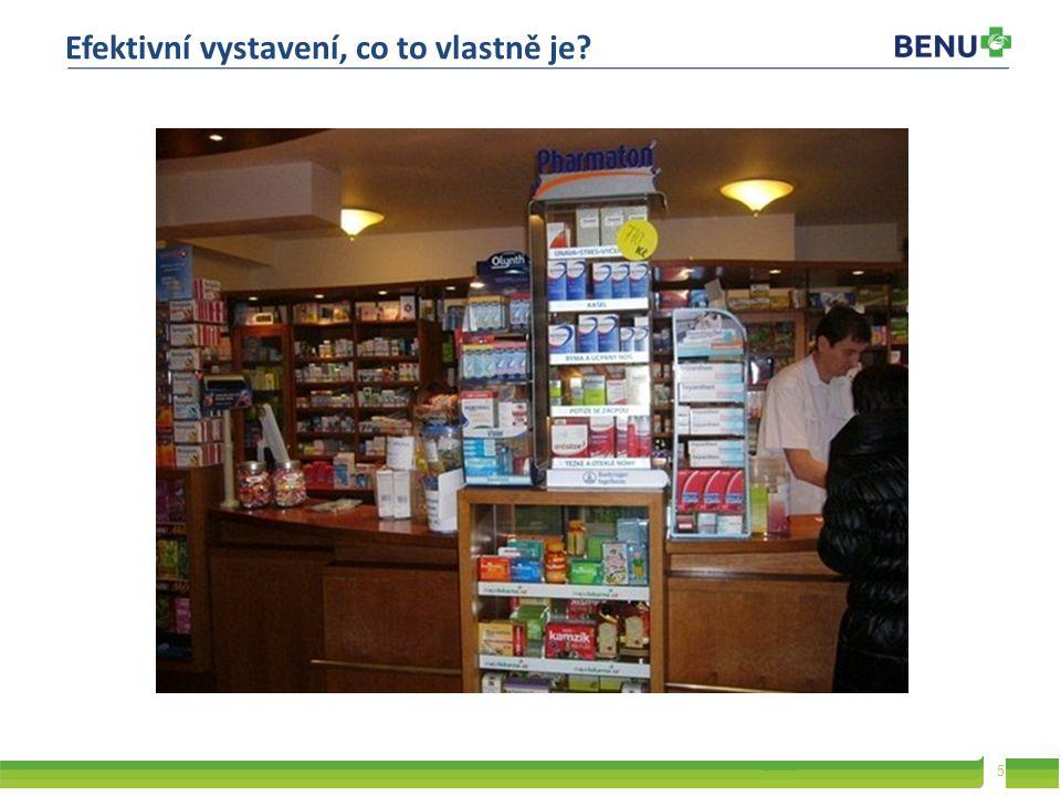 26 Jak jde čas v BENU – lékárna Litovel 2007 2009 2014