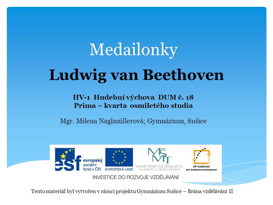 Medailonky – L.