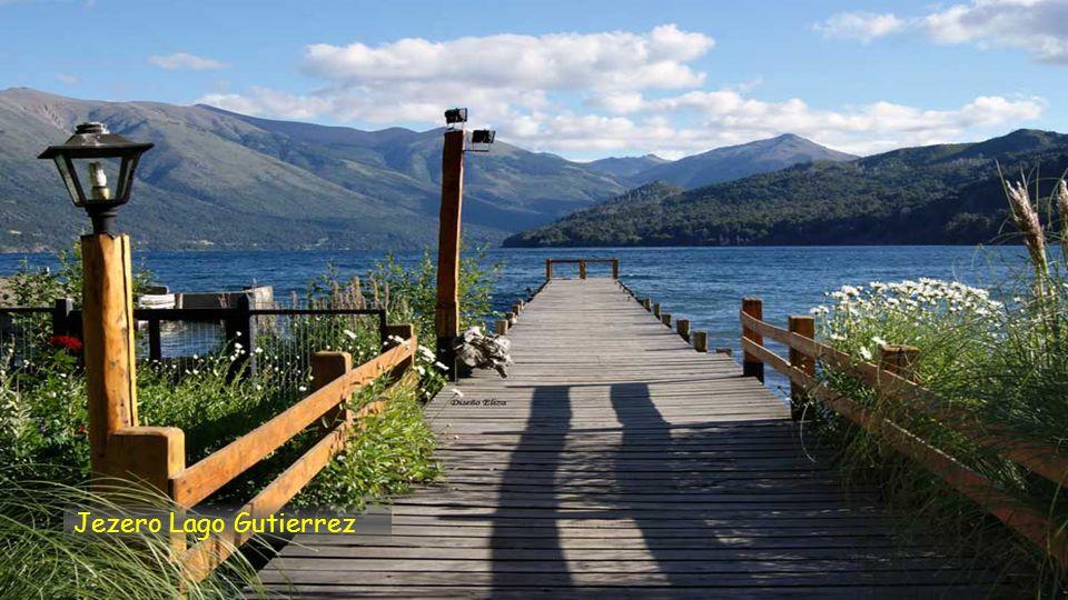 Jezero Lago Gutierrez