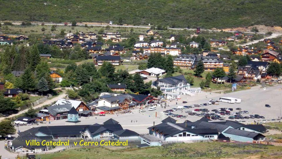 Hora Cerro Catedral 2.405 m.