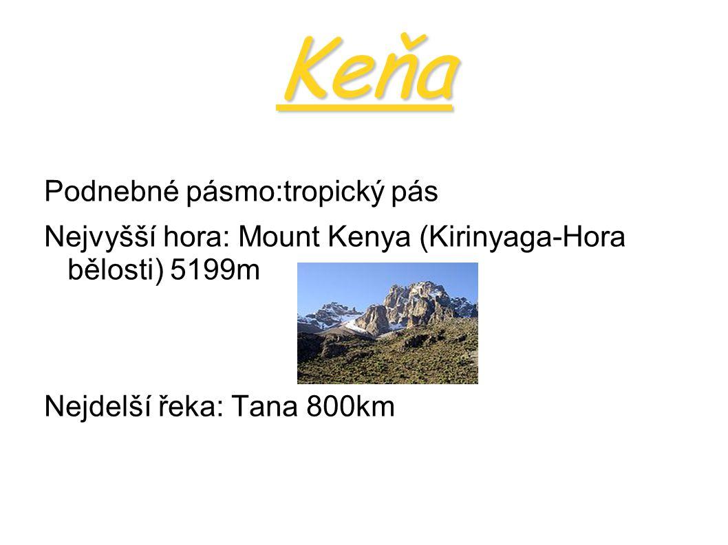 Keňa Zajímavosti Zajímavosti Vyskytuje se zde 1 500 druhů ptáků.