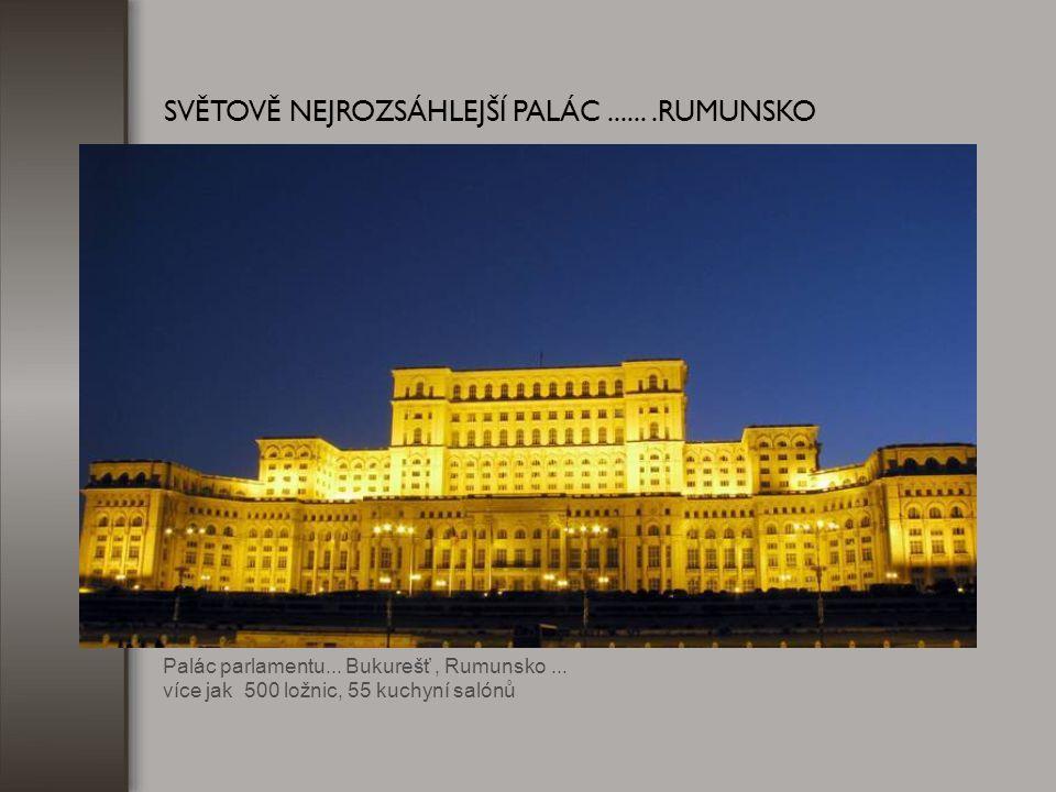 SVĚTOVĚ NEJVĚTŠÍ HOTEL... LAS VEGAS MGM Grand Hotel..Las Vegas..6.276 pokojů
