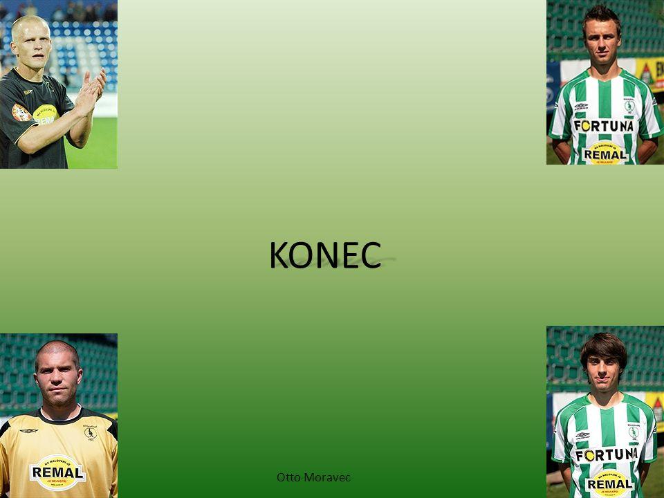 KONEC Otto Moravec