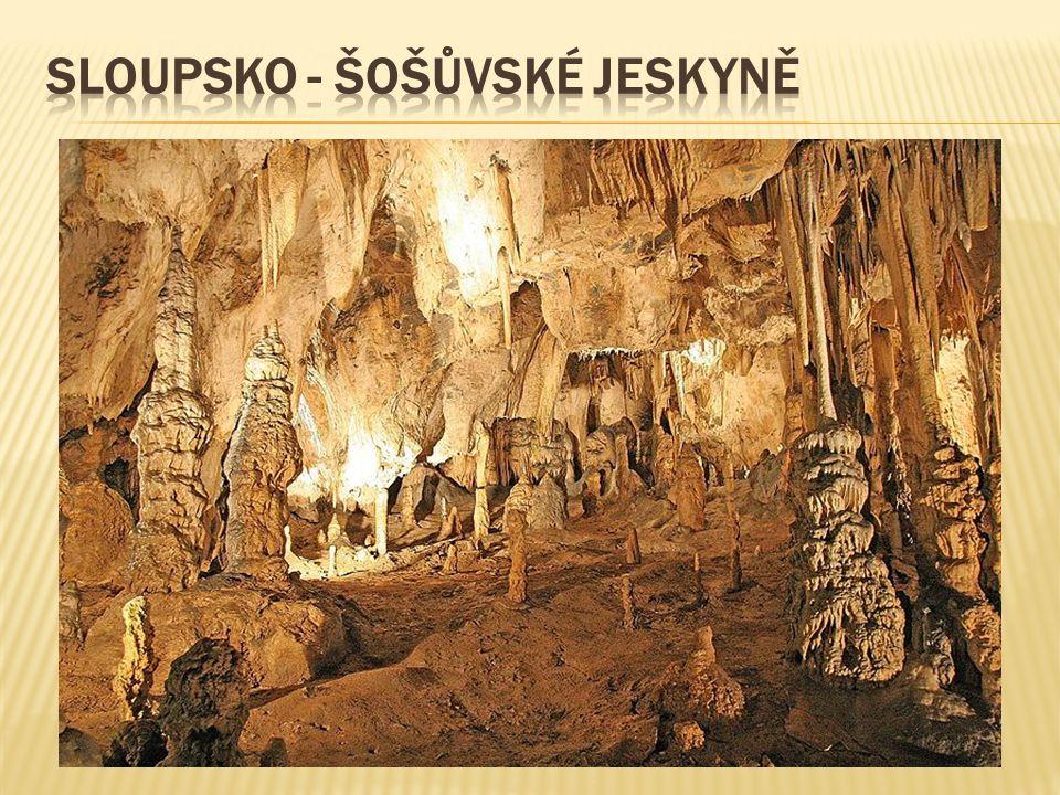 Je dlouhá 29 km a je nejdelším podzemním vodním tokem v České republice.