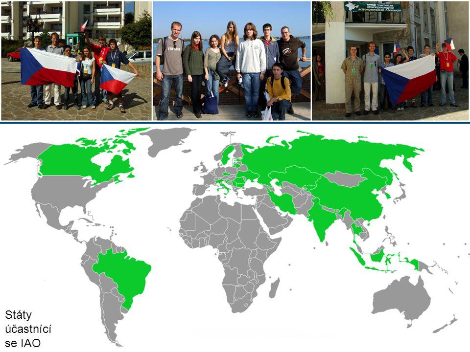 Státy účastnící se IAO