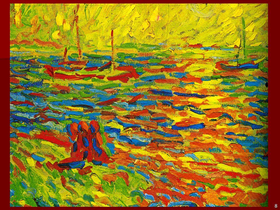 8 Max Pechstein Před vstupem do skupiny maloval na drážďanské Akademii a nejdříve ze svých druhů získal zájem veřejnosti; po první světové válce, za níž se seznámil s J.