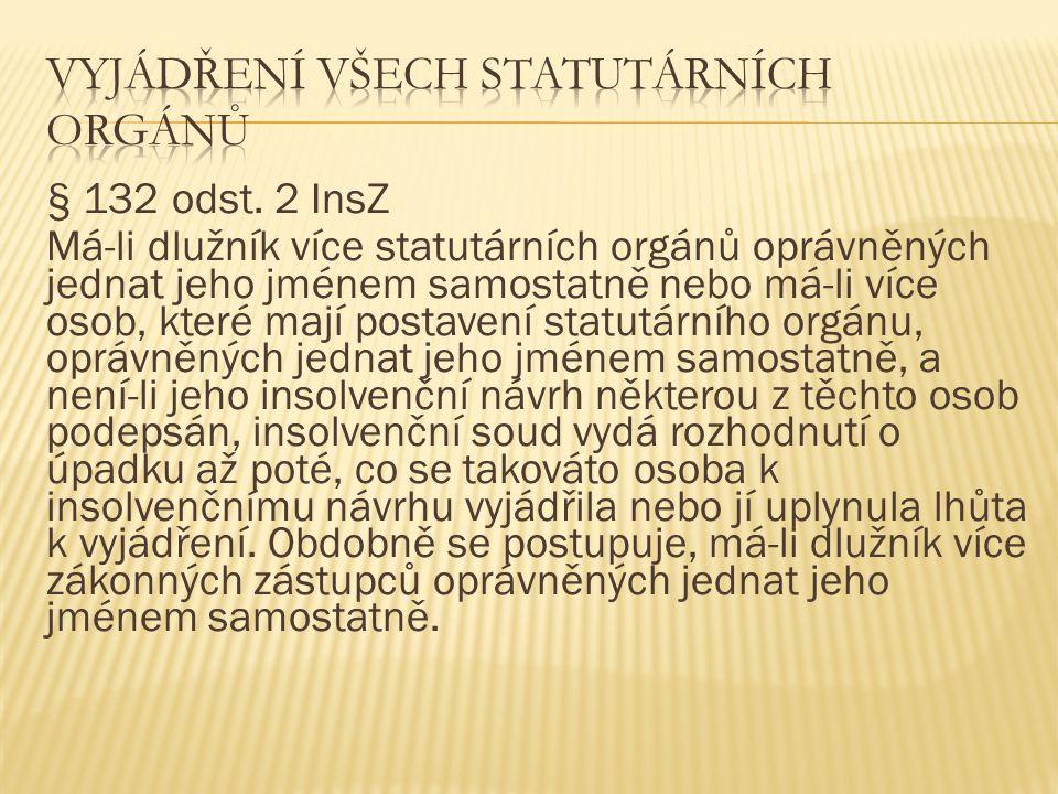 § 132 odst.