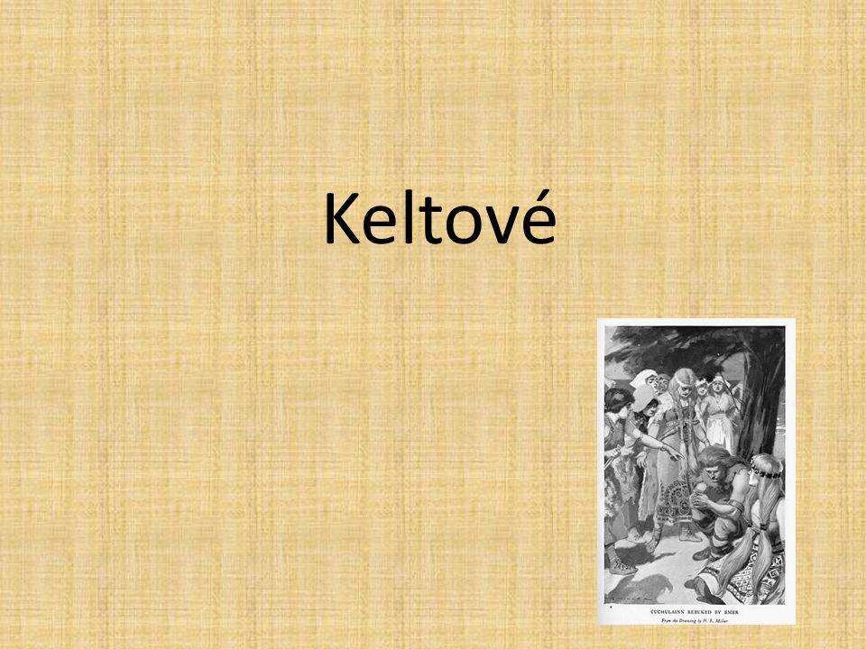 Keltové na našem území Jsme stále v pravěku, v době bronzové Na časové přímce je právě něco kolem roku 400 př.n.