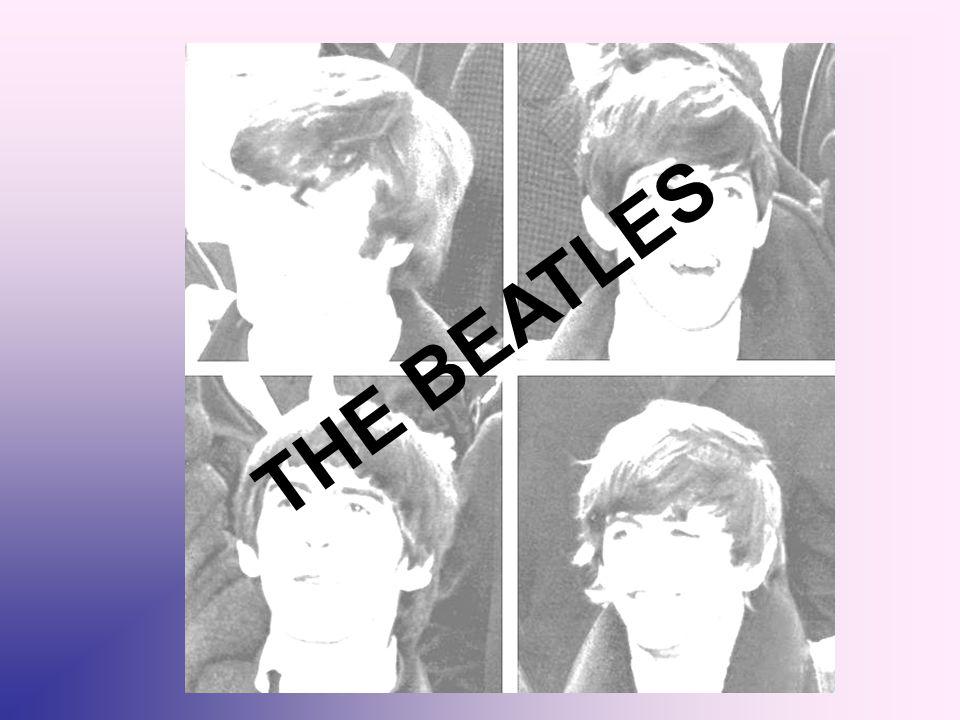 John Lennon Paul McCartney Ringo Starr George Harrison doprovodná kytara a zpěv basová kytara a zpěv sólová kytara a zpěv bicí, občas zpěv