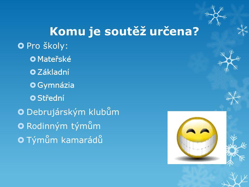 Koumes 2012 – 1.ročník PV  Místo konání: Litomyšl  Organizátoři:  P.
