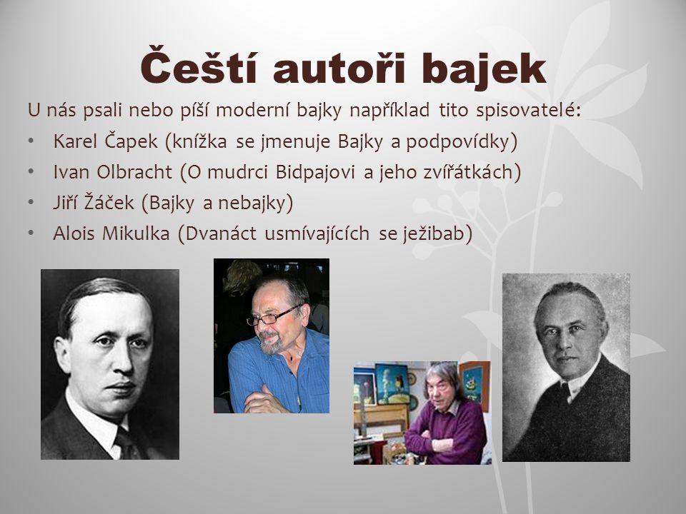 Světově nejznámější autoři bajek Ruský spisovatel Žil v 18.