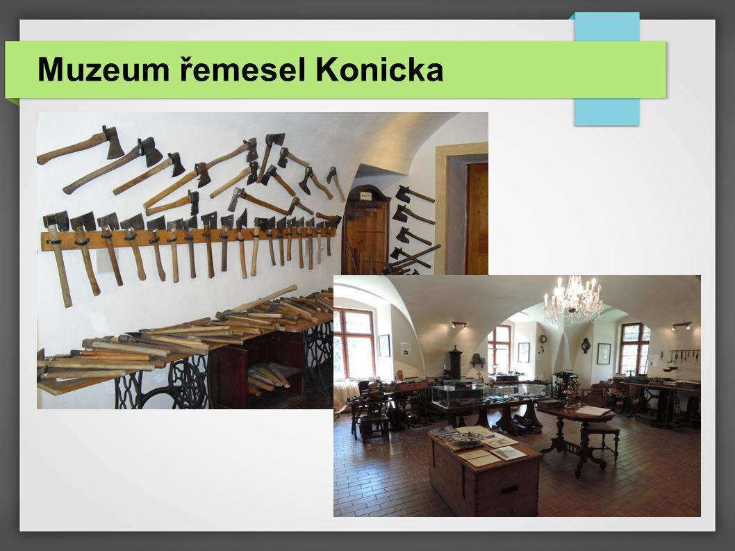 Muzeum řemesel Konicka