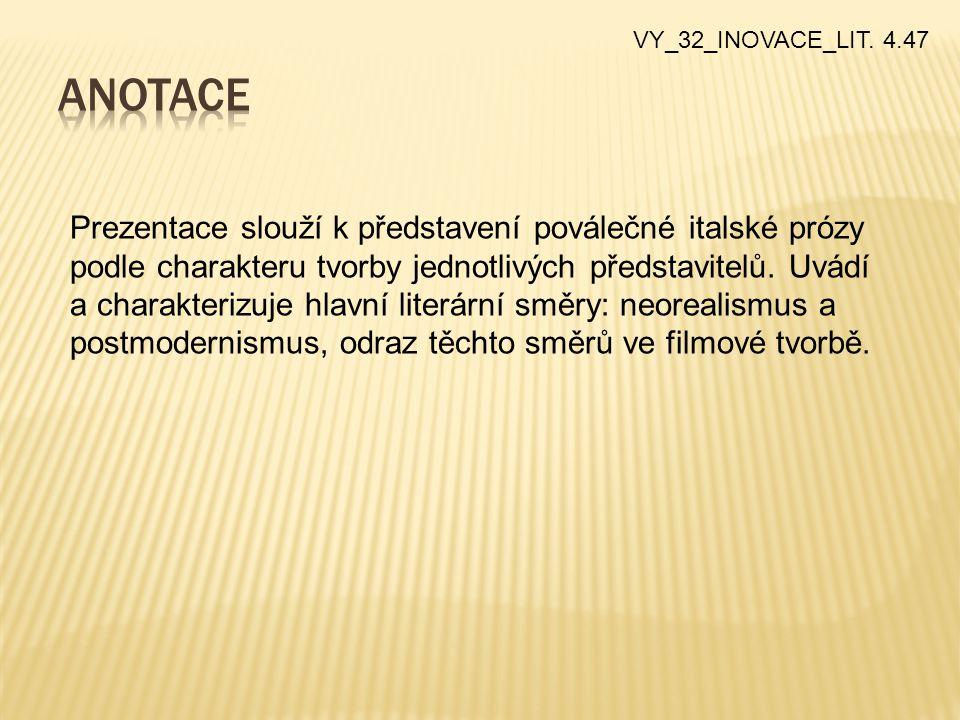 VY_32_INOVACE_LIT. 4.47