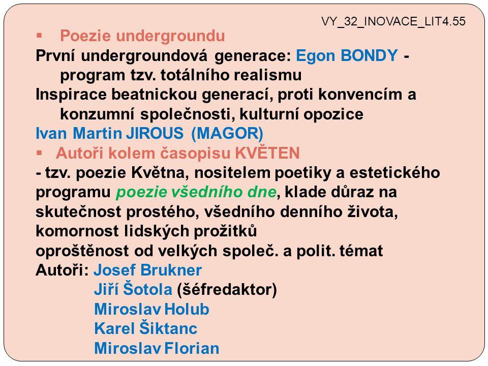  brněnská skupina kolem časopisu HOST DO DOMU Po r.