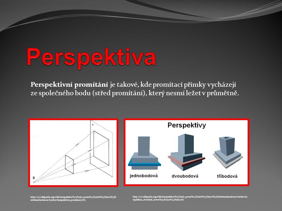 http://cs.wikipedia.org/wiki/Perspektivn%C3%AD_prom%C3%ADt%C3%A1n%C3% AD#mediaviewer/Soubor:Perspektivni_promitani.JPG Perspektivní promítání je takov