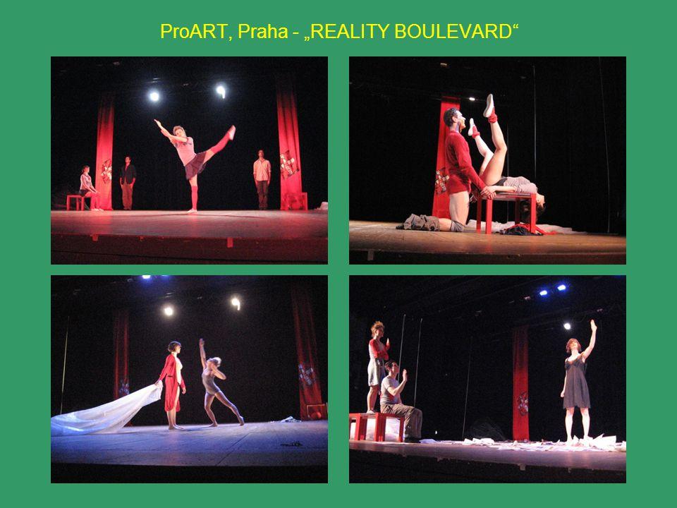 "ProART, Praha - ""REALITY BOULEVARD"""